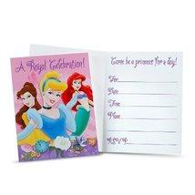 Disney Princess 'Dreams' Invitations (8ct) - $3.54