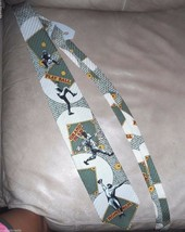 MLB Baseball Silk Neck Tie ~Ralph Marlin~   ~NEW~ - $11.00