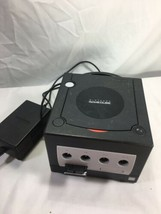 Nintendo GameCube Black Console Power Supply and Memory Card - $49.47