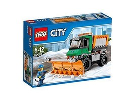 Lego City Snowplow 60083 - $57.86