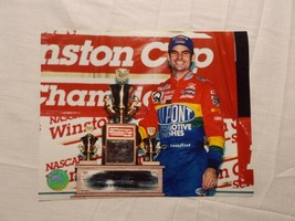 Nascar Jeff Gordon 8X10 Photo 1998 Winston Cup Champion - $4.49