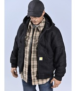 1/6 Scale Male Figure Canvas Hooded Jacket Work Coat Fit 12in. PH Figure - £21.48 GBP