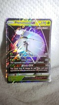 Pokemon Pheromosa GX Ultra Beasts Box SM66 Jumbo Oversized Promo Card 2017 - $10.00