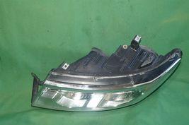 07-09 Lincoln Zephyr 06 MKZ Halogen Headlight Head Light Left Driver LH POLISHED image 4