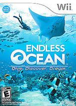 Endless Ocean (Nintendo Wii, 2008)No Case - $6.92