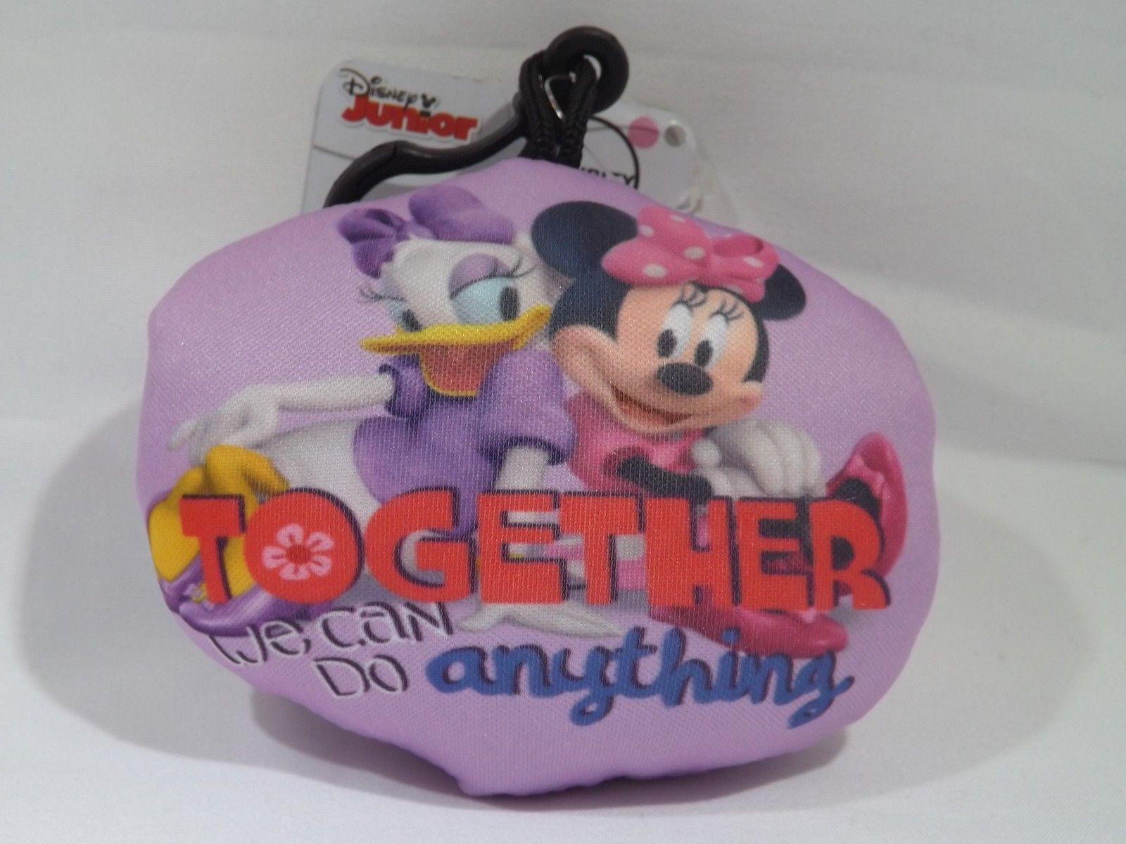 Belt Bag Clip Squish Keychain - New - Assorted Characters image 3