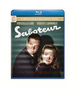 Saboteur [Blu-ray]  - $9.95