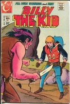 Billy The Kid #87 1971-Charlton-Indian fight cover-VG/FN - $18.62