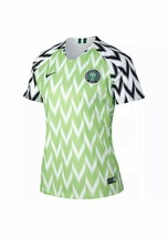 NIKE X SOCCER NIGERIA WORLD CUP HOME JERSEY MULTI COLOR 893957 100 US WM... - $196.00