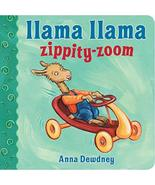 Llama Llama Zippity-Zoom [Board book] Dewdney, Anna - $4.43
