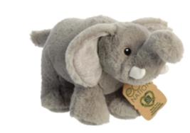Eco Nation Elephant Plush Stuffed Animal Toy 10.5In - $17.95