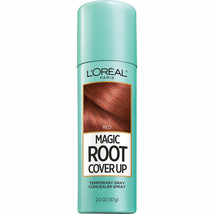 L'oreal Paris Magic Root Cover Up Hair Color Spray, Red - $17.79