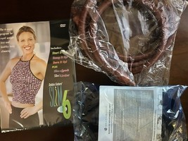 BEACHBODY SLIM IN 6 KIT - 5 WORKOUTS & RESISTANCE BAND BRAND NEW SEALED - $24.14