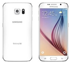 Samsung Galaxy S6 SM-G920R4 For Use With US Cellular - White 32GB - €190,66 EUR