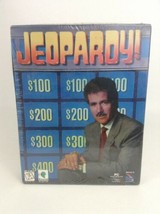 Jeopardy Computer Game PC Sony software Windows Vintage 1995 Sealed New - $17.77