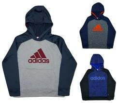 Adidas Boys Tech Fleece Hoodie Choose Size & Color -H - $19.99