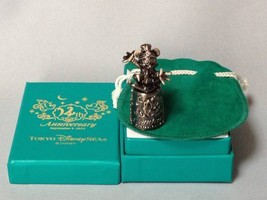 TDS limited 14th Anniversary Mickey Mouse Thimble ornament - $107.91