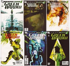 DC Green Arrow Year One Lot Issues #1-6 Oliver Queen Star City CW TV Show - $39.95