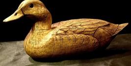 Duck Figurine USA AA20-2081 Vintage image 1