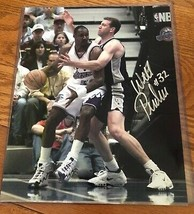 WILL PERDUE SIGNED AUTOGRAPHED 8x10 PHOTO SAN ANTONIO SPURS - ₹3,517.79 INR
