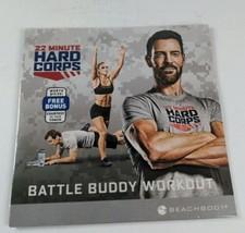 * 22 Minute Hard Corps * Battle Buddy Workout Beachbody DVD * Sealed - $9.99