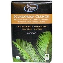 Coconut Secret Ecuad MlkChocolate Br (12x2.25OZ ) - $43.16