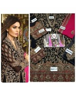STITCHED Asim Jofa Chiffon Top HOT Sell Design EID Collection 2019 FREE ... - $66.82