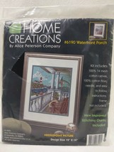 2003 Home Creations By Alice Peterson Company 6190 Waterfront Porch Need... - $49.50