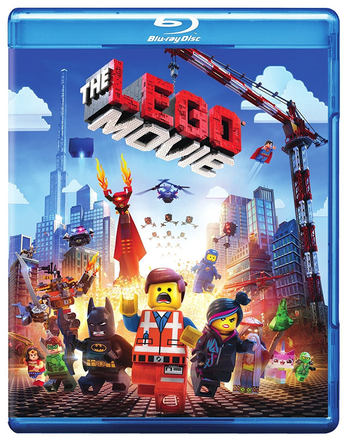 Lego Movie (Blu-ray + DVD)