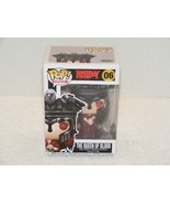 NIB 2017 FUNKO HELLBOY THE QUEEN OF BLOOD POP # 6 ACTION FIGURE  - $14.99