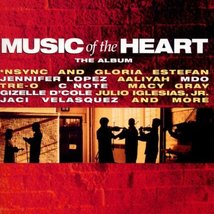 Music of the Heart: The Album Soundtrack - $16.00