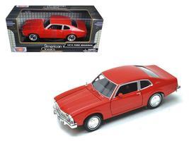 1974 Ford Maverick 1:24 Diecast Car Model by Motormax - $33.46