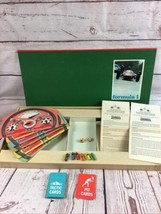 Vintage 1964 Parker Brothers #95 Formula 1 Car Auto Racing Board Game Complete - $59.40