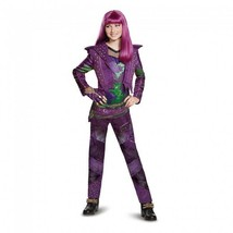 Disguise Mal Isle Descendants Deluxe Disney Childs Girls Halloween Costu... - $49.18