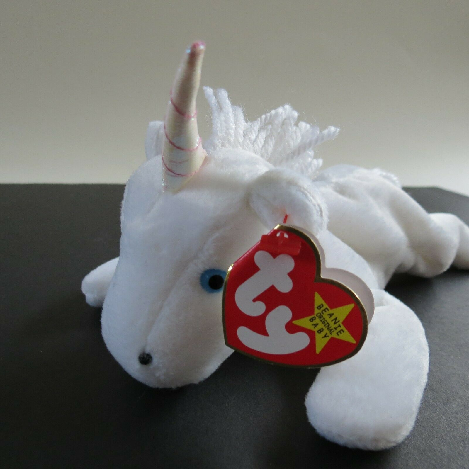 Top 10 Most Valuable Ty Beanie Babies  #7 MYSTIC THE UNICORN! (With Errors) Mint
