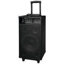 Pyle Pro PWMA1080IBT 800-Watt Portable Bluetooth PA Speaker System - $387.91 CAD