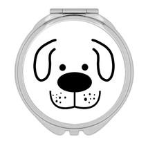 Little Dog : Gift Compact Mirror Cute Funny Dog Mom Dad Animal Cute - $12.99