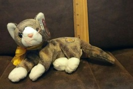 Ty Cappuccino The Cat B EAN Ie Baby - Mint With Mint Tags - Bbom - $5.99