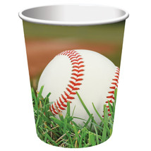Sports Fanatic 9 oz Hot/Cold Paper Cups/Case of 96 - $37.94