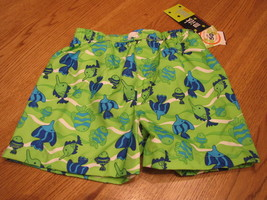 24 M months Mick and Mack LTD boys swim surf trunks board shorts 24 M UP... - $9.71