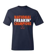 Virginia Cavaliers National Freakin Champions 2019 Final Four T-Shirt - $23.99+