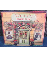 Dolly's Mansion Merrimack Publishing Booklet Doll Collectors - $40.00