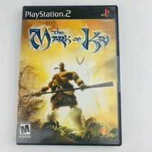 The Mark of Kri Complete In Box CIB Sony PlayStation 2 PS2 - $9.89