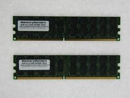 8GB 2x 4gb DDR2 PC2-5300 RDIMM IBM System x3850 M2 7144-xxx Memory RAM