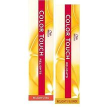 Wella Color Touch Relights Demi-Permanent Hair Color/47 Red Brown 2 Oz - $8.99