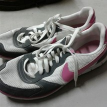 Nike 324857-161 Womens 11 Pink Gray Shoes (d32) - $23.33