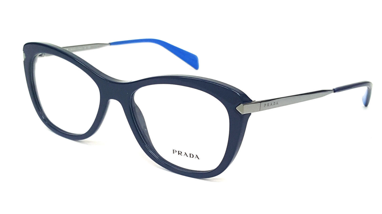 1b8b45afb03 S l1600. S l1600. Prada Women CatEye Eyeglasses Blue Frame Demo Lens VPR09R  TFM1O1 51MM · Prada Women CatEye Eyeglasses ...