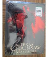The Texas Chainsaw Massacre (DVD 2 Disk Set Platinum Series) Metal Facep... - $15.00