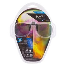 hd3 Technology 3D Passive Glasses, Clip On - $8.55