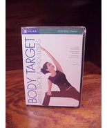 Body Target Arms, Backs and Shoulders DVD, Sealed, with Rodney Yee - $6.95